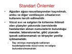 standart nlemler5
