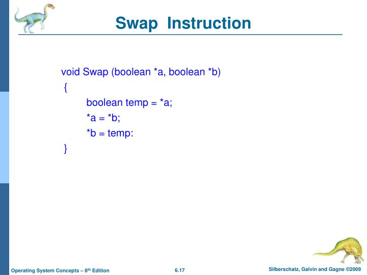 Swap  Instruction