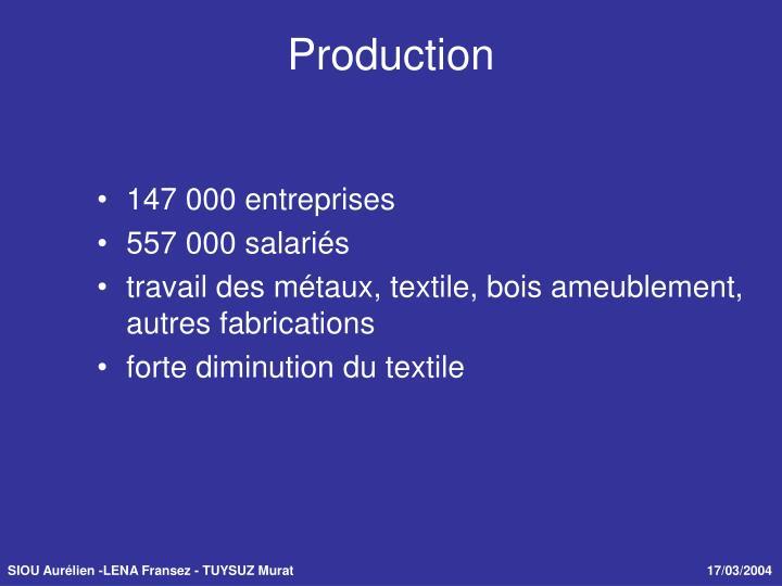 147 000 entreprises