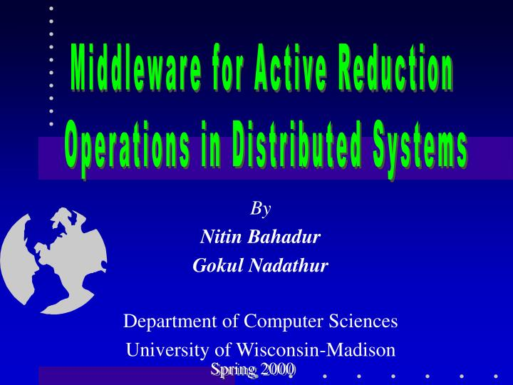 Middleware for Active Reduction