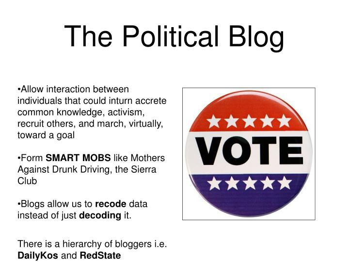 The Political Blog