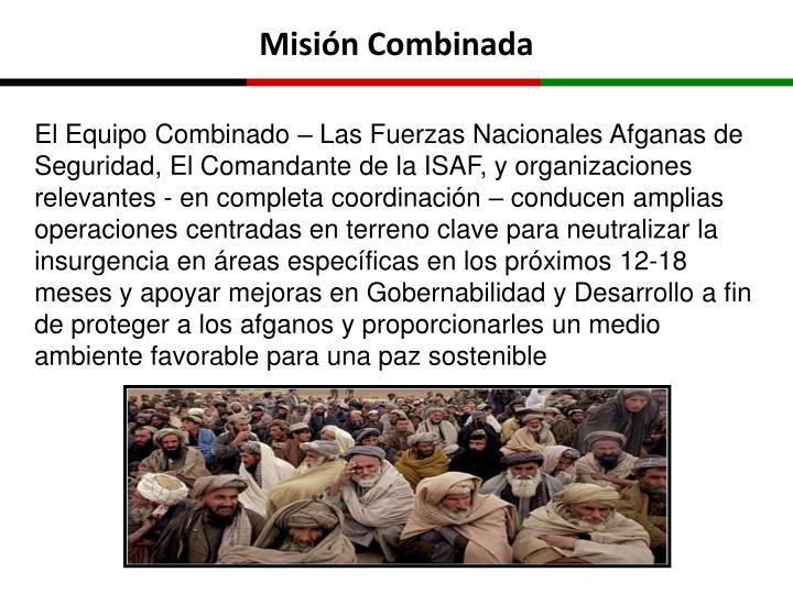 Misión Combinada
