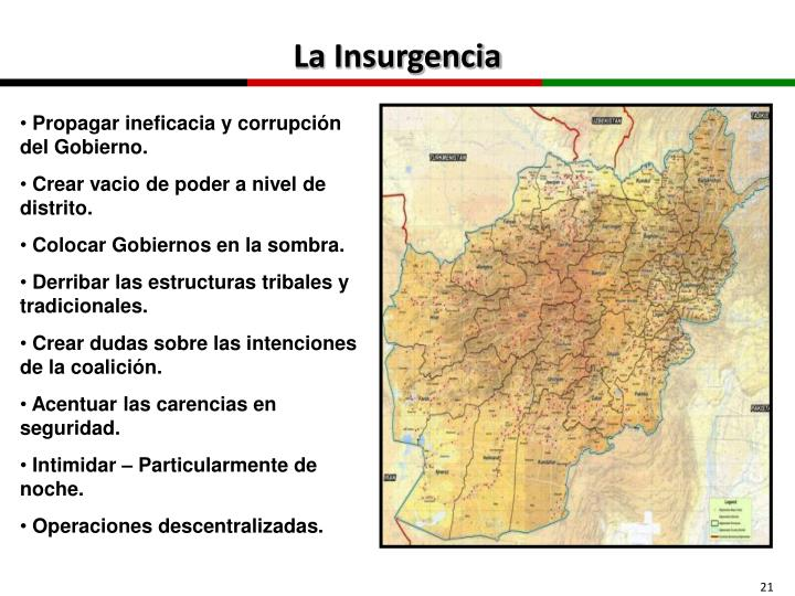 La Insurgencia