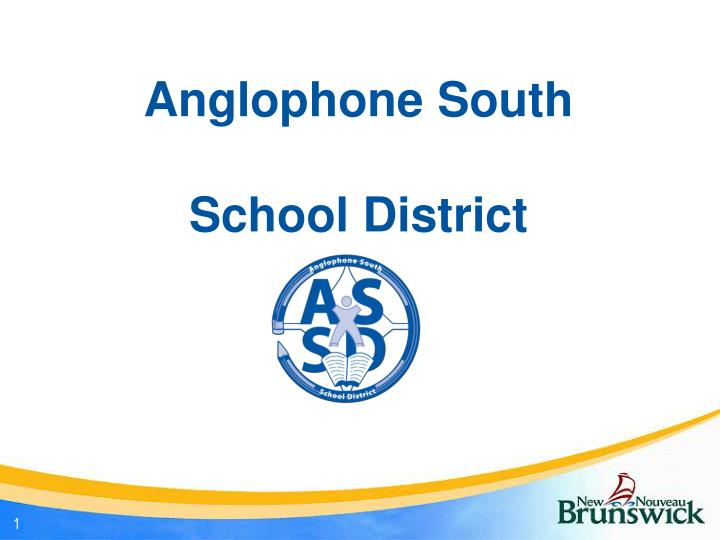 Anglophone south school district