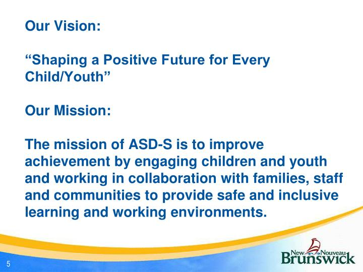 Our Vision: