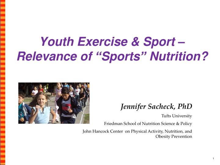 relevance of sports in youth development Sports can help with the social and physical development of children, notes the american academy of child and adolescent psychiatry's website, as these activities get children exercising and interacting with their peers.