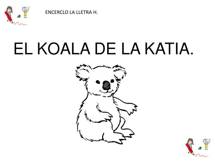 ENCERCLO LA LLETRA H.