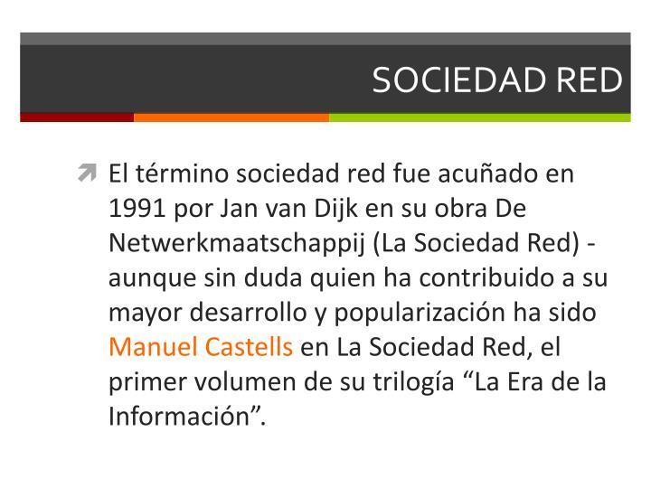 SOCIEDAD RED