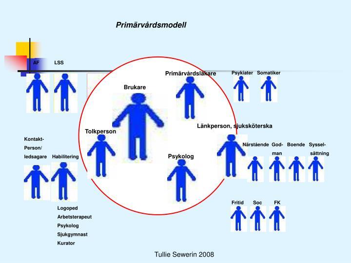 Primärvårdsmodell