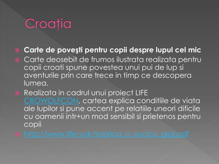 Croaţia