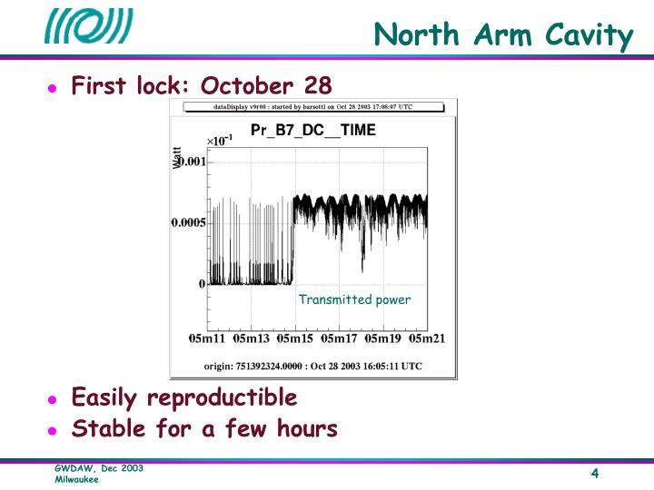 North Arm Cavity