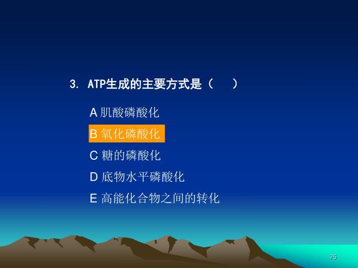 3. ATP