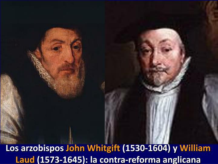 Los arzobispos