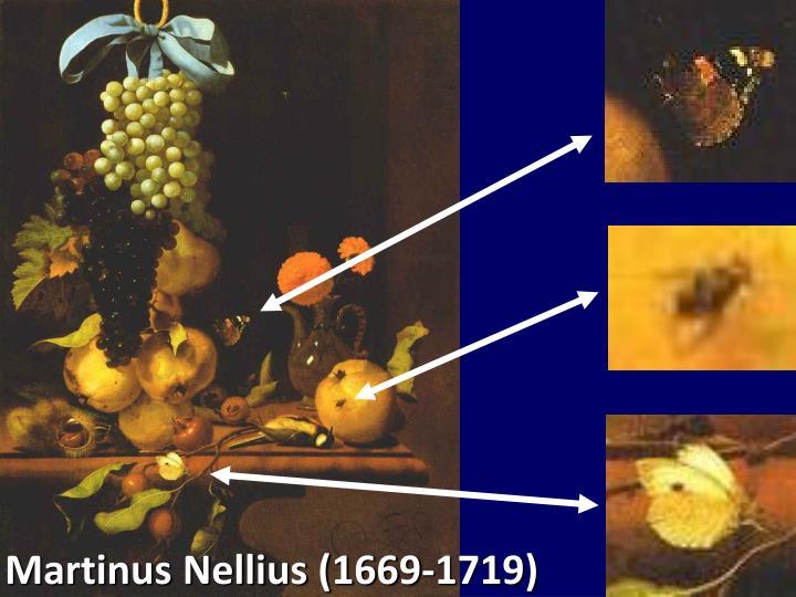 Martinus Nellius (1669-1719)