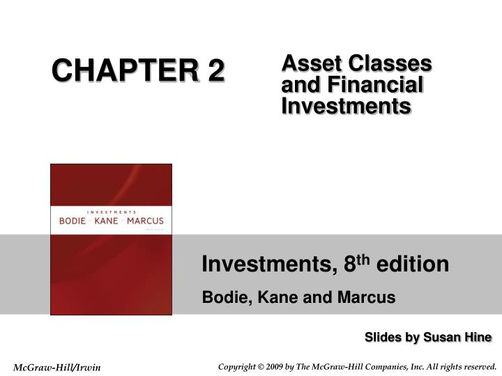 introduction to investment environment