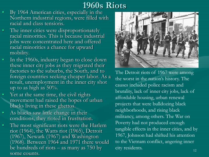 1960s Riots