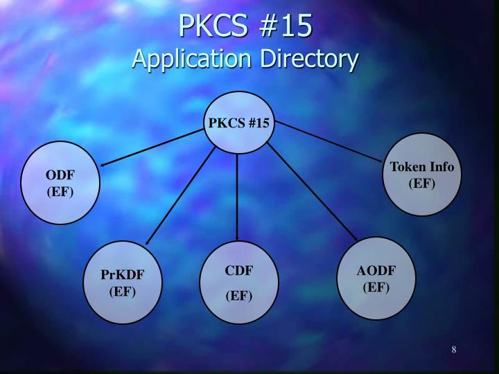 PKCS #15