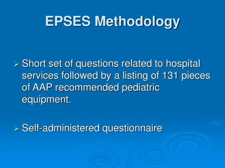 EPSES Methodology