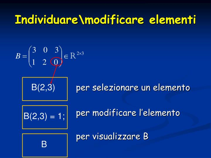 B(2,3)