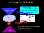 a theory for the internet3