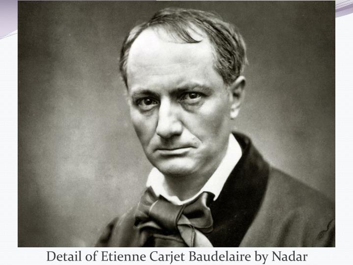 Detail of Etienne
