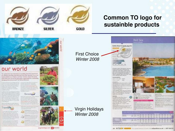 Common TO logo for sustainble products