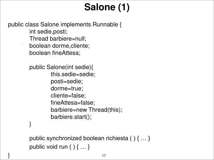 Salone (1)