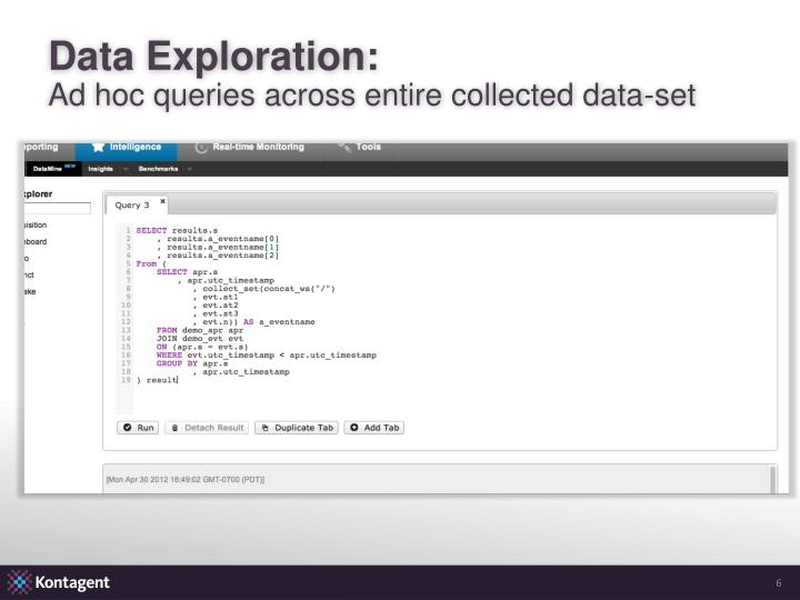 Data Exploration: