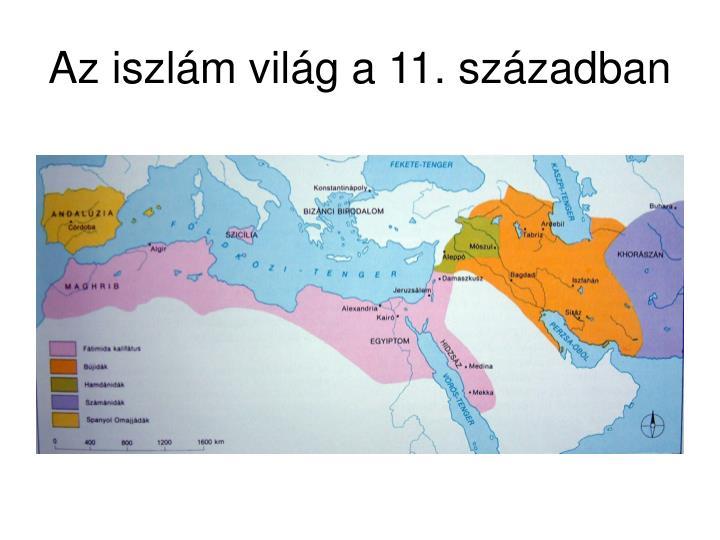 Az iszlám világ a 11. században