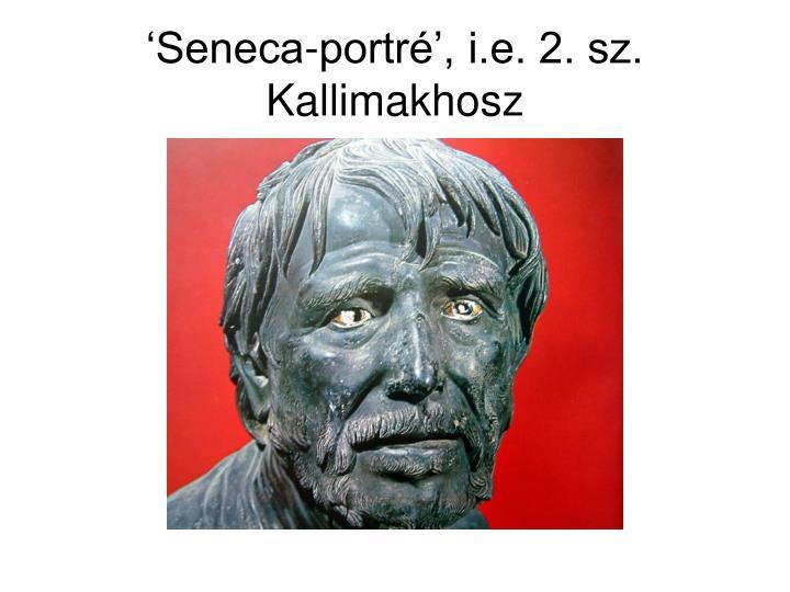 'Seneca-portré', i.e. 2. sz.