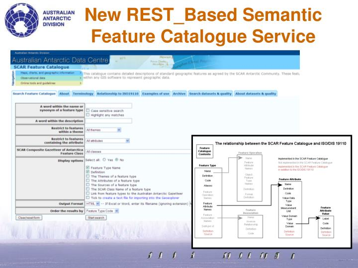 New REST_Based Semantic