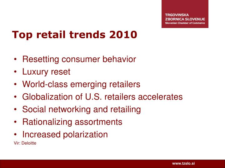 Resetting consumer behavior