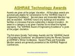 ashrae technology awards6