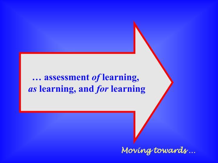 … assessment