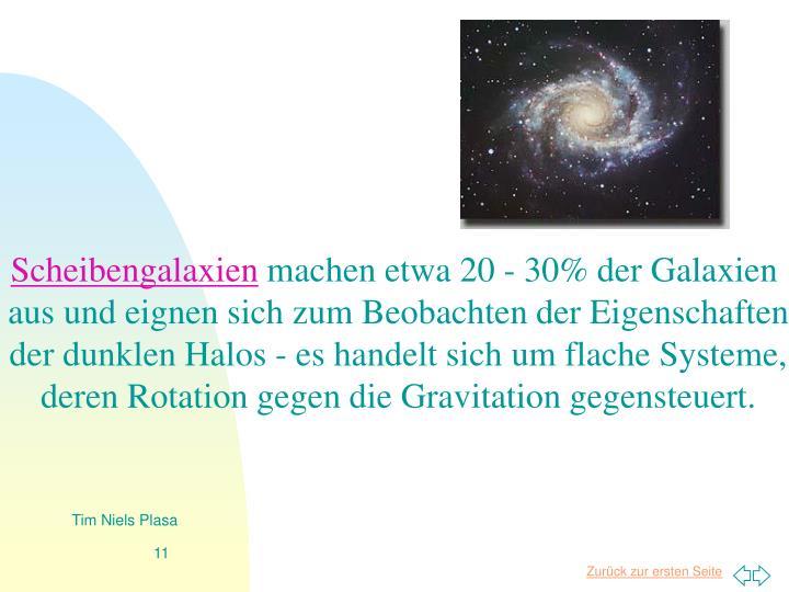 Scheibengalaxien