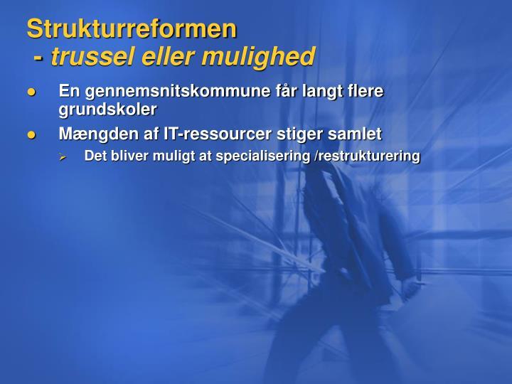 Strukturreformen