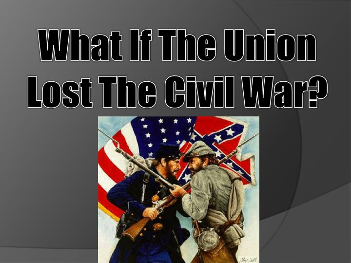 What If The Union