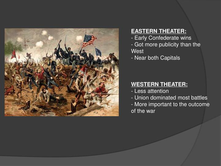 EASTERN THEATER: