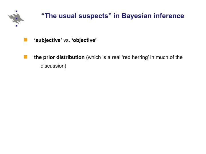 'subjective'