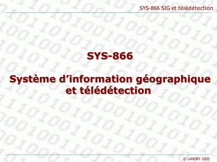 SYS-866