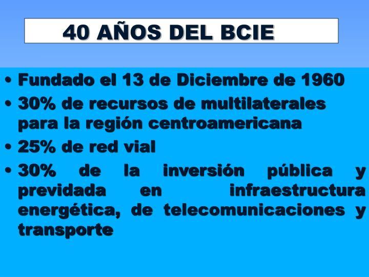 Fundado el 13 de Diciembre de 1960