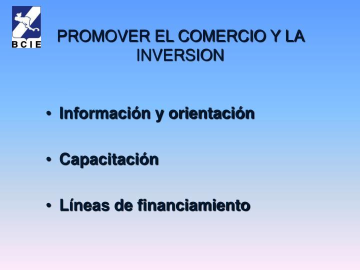 Información y orientación