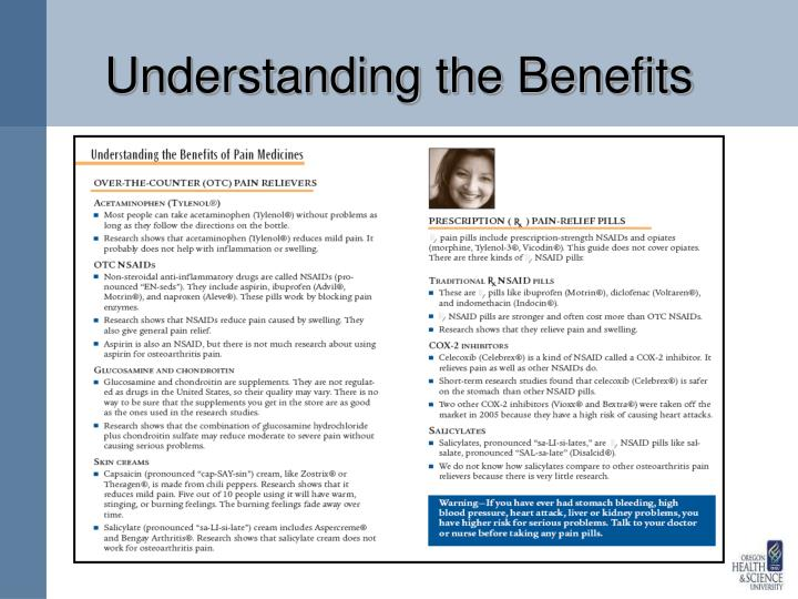 Understanding the Benefits