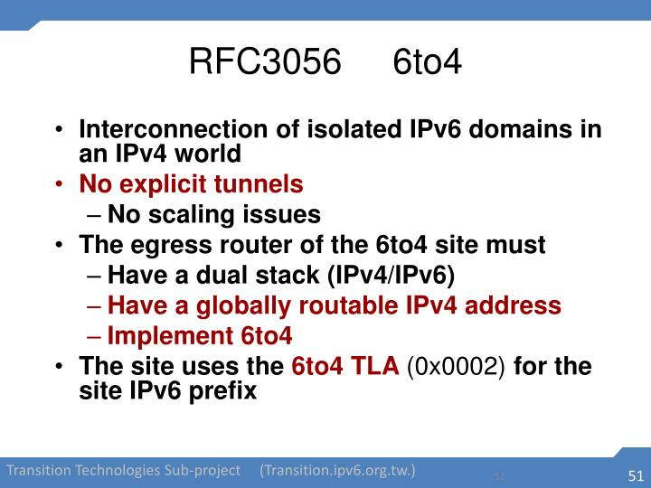 RFC3056     6to4