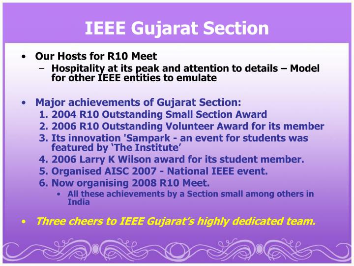 IEEE Gujarat Section