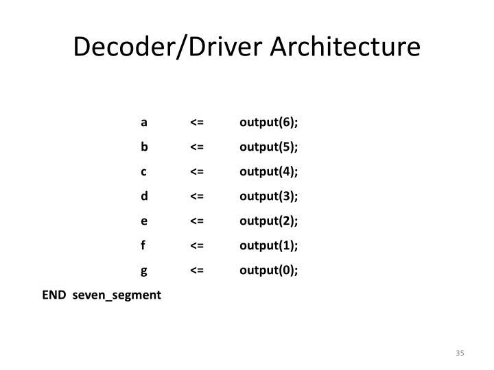 a<=output(6);