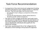 task force recommendation2