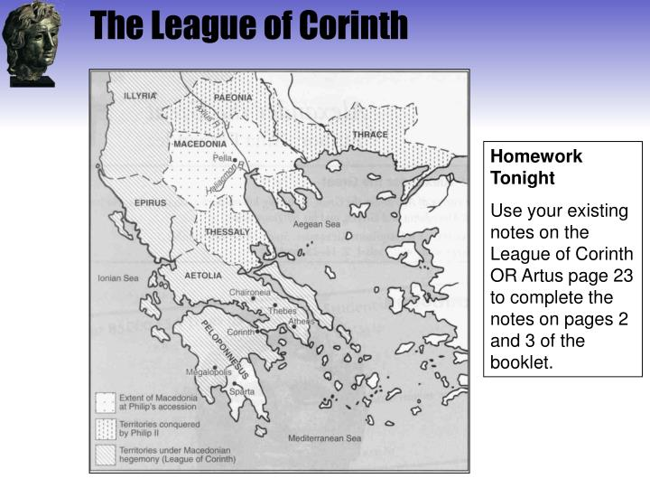 The League of Corinth