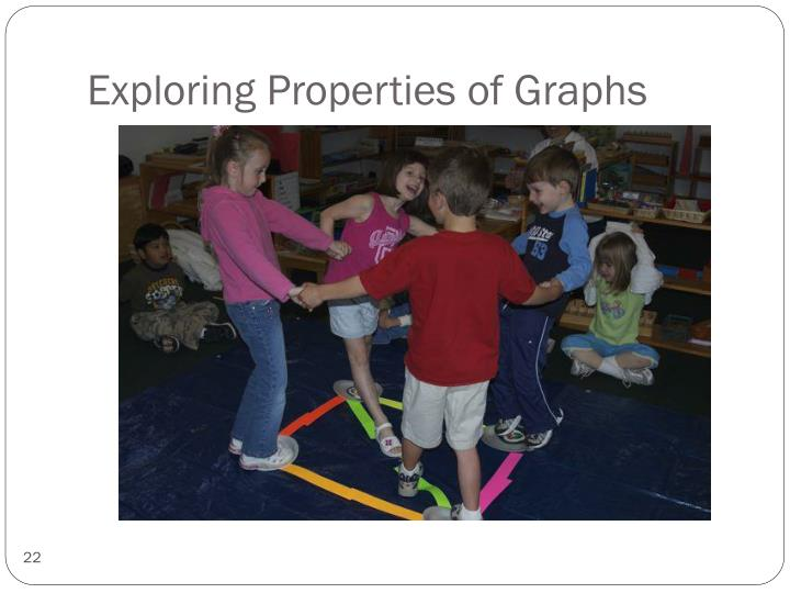 Exploring Properties of Graphs