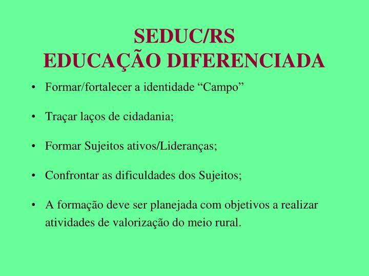 SEDUC/RS